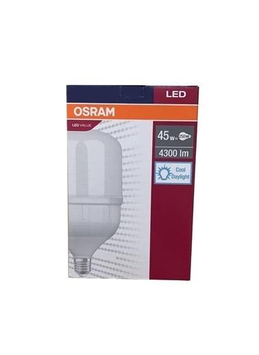 Osram 45 Watt 4300Lm Jumbo E-27 Duy 6500K Beyaz Işık Torch Renksiz